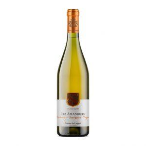 Vin blanc – Les amandiers Pays d'Oc IGP (75 cl)