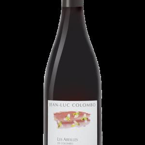 Vin Rouge – Côtes du Rhône Les Abeilles Jean-Luc Colombo (75 cl)