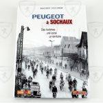 """Livre """"Peugeot à Sochaux"""""""