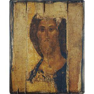 Icône sur bois 20 x 25 cm – Notre Sauveur – Andreï Roublev