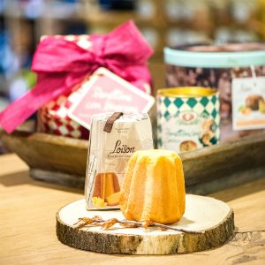 Panettone artisanal bio – saveurs au choix
