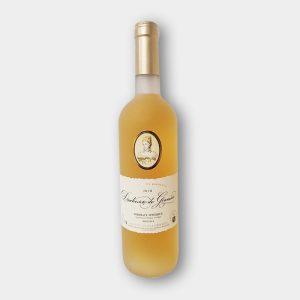 Bordeaux supérieur blanc Moelleux Duchesse de Graman 75 cl