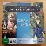Jeu Trivial Pursuit Éditions des Vins