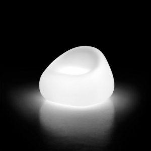 Plust collection : Fauteuil extérieur lumineux (LED)